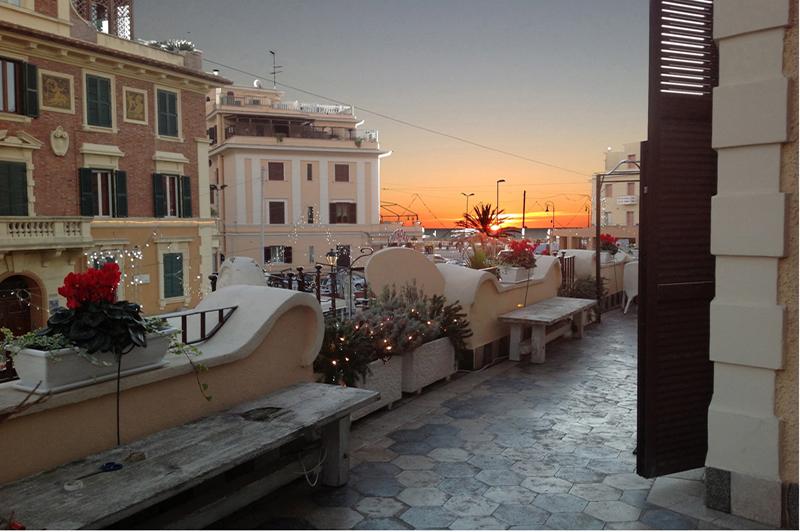 B&B Barocchetto Romano Terrazza Terrace