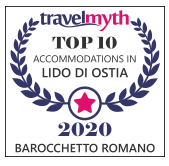 Travel Mith top 10 accomodation in lido di Ostia