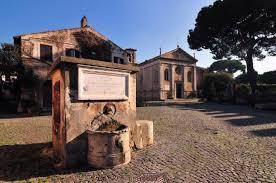 Chiesa di Sant' Aurea, Ostia Antica